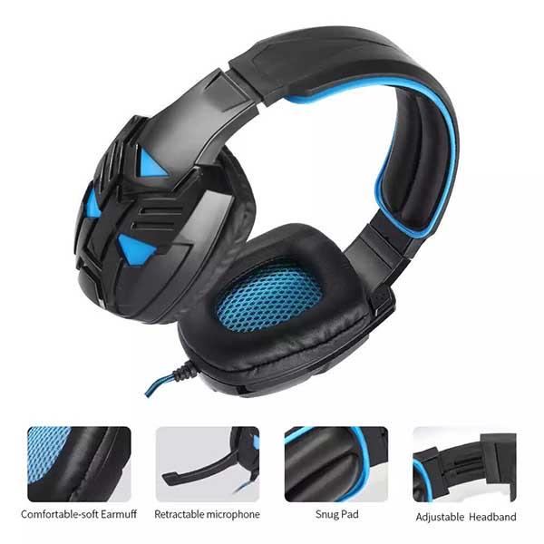 قیمت خرید هدست گیمینگ OK-6000