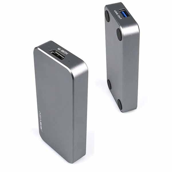قیمت خرید کارت کپچر اکسترنال HDMI آکاسیس مدل AC-HACP