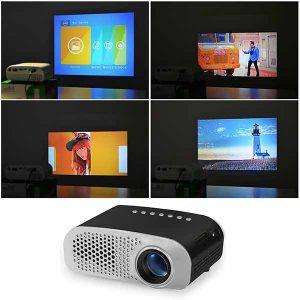 قیمت خرید مینی ویدیو پروژکتور قابل حمل مدل gp802a