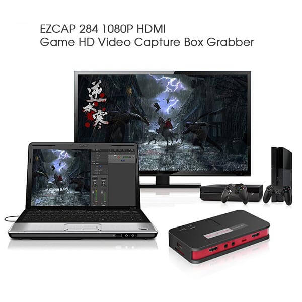 قیمت خرید اینترنتی کارت کپچر HDMI مدل EZCAP284