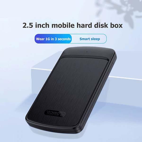 باکس هارد 2.5 اینچ اوریکو مدل 2020U3