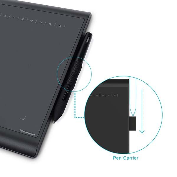 قیمت خرید تبلت گرافیکی و قلم نوری هوئیون مدل H1060