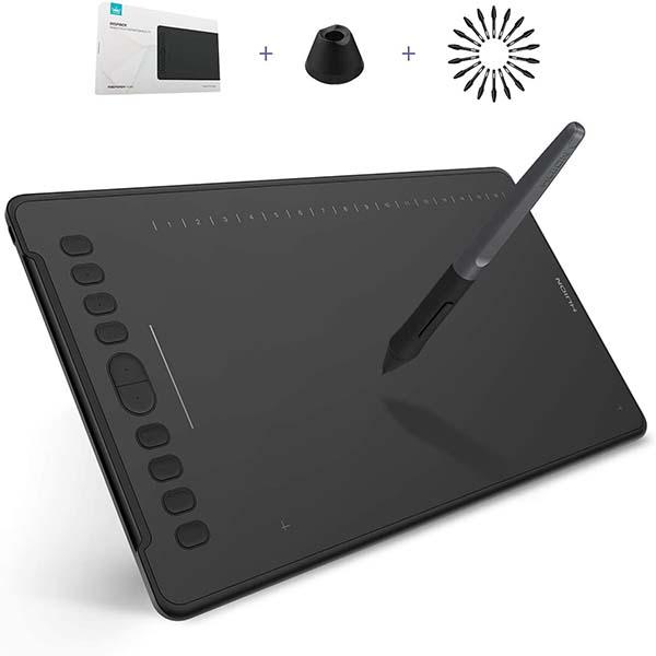 قیمت خرید تبلت گرافیکی و قلم نوری هوئیون مدل H1161