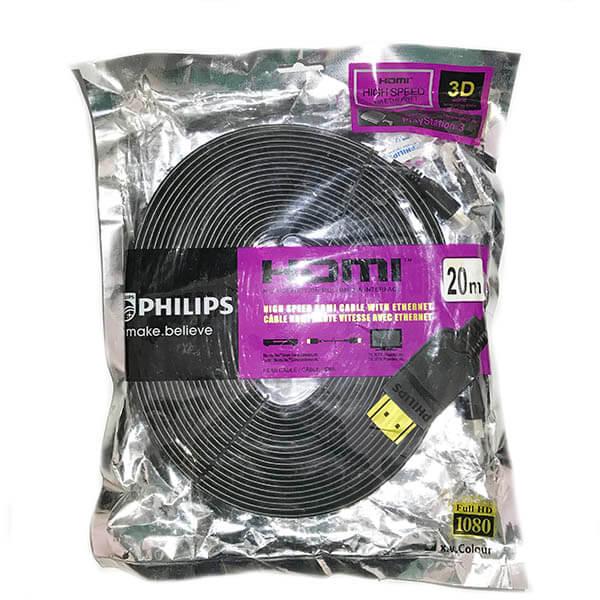 قیمت خرید کابل HDMI فلت فیلیپس
