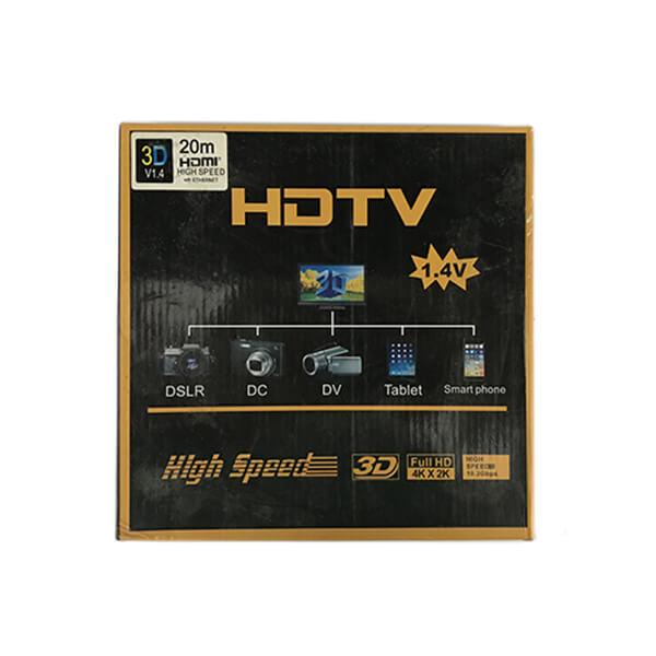 قیمت خرید کابل HDMI فلت لمونتک