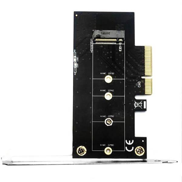 قیمت خرید کارت تبدیل اس اس دی M.2 NVMe به PCIe x1