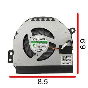 قیمت خرید اینترنتی فن خنک کننده سی پی یو لپ تاپ دل مدل 1564