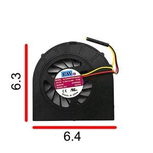 قیمت خرید اینترنتی و مشخصات فن خنک کننده سی پی یو لپ تاپ دل مدل N5010