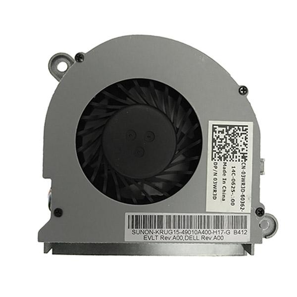 قیمت خرید فن خنک کننده سی پی یو لپ تاپ دل مدل 5520