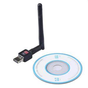 دانگل وای فای 300Mbps لمونتک (wireless 300Mbps)