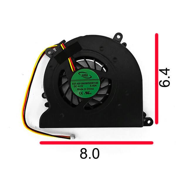 قیمت خرید فن خنک کننده سی پی یو لپ تاپ دل مدل 1310
