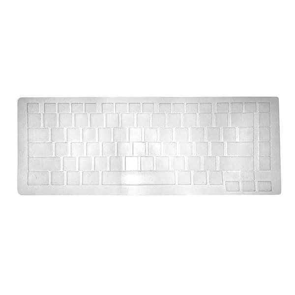 قیمت خرید محافظ کیبورد ژله ای مناسب برای لپ تاپ توشیبا مدل L600