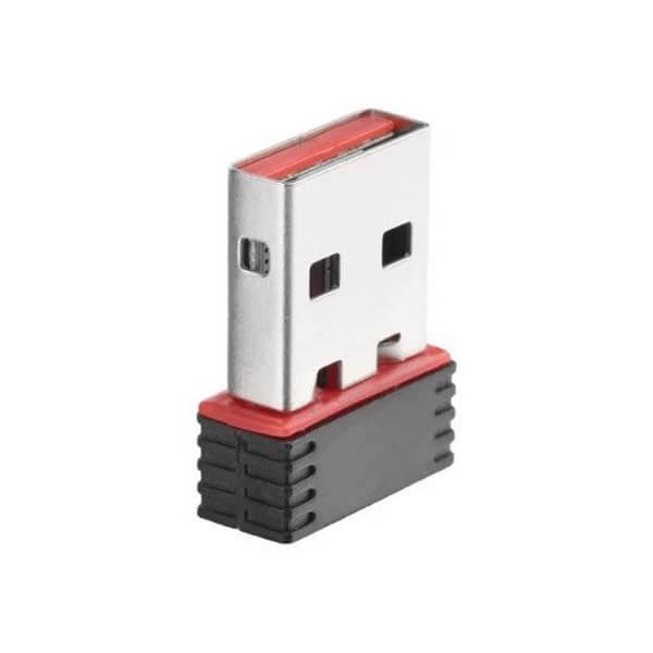 قیمت خرید کارت شبکه USB بی سيم 300Mbps لمونتک مدل LV-UW03