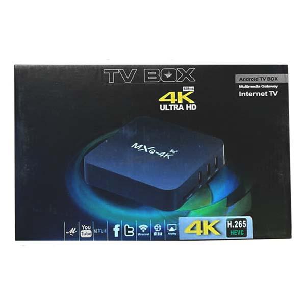 اندروید باکس مدل MXQ-4K