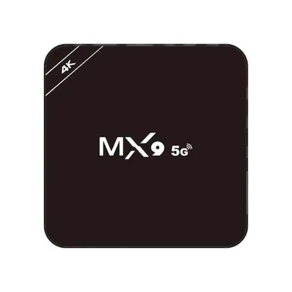 قیمت خرید اندروید باکس مدل MXQ PRO 4K