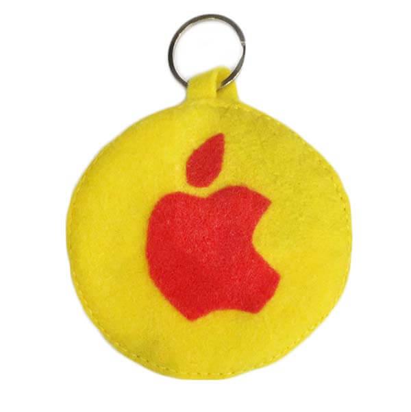 قیمت خرید کیف هندزفری دست ساز مدل اپل