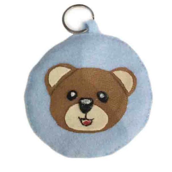 قیمت خرید کیف هندزفری دست ساز مدل خرس