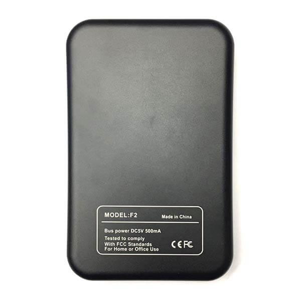 قیمت خرید باکس هارد 2.5 اینچ USB 2.0 سامسونگ مدل F2