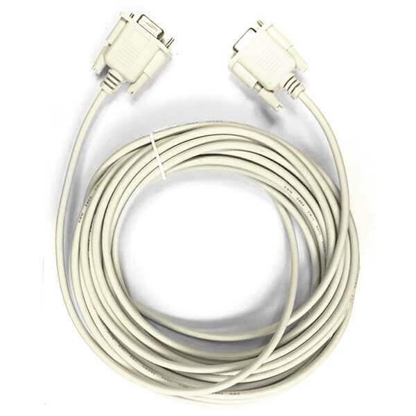قیمت خرید کابل RS232 سریال DB9 دوسر ماده 10 متر