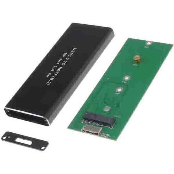 قیمت خرید قاب تبدیل اس اس دی M.2 NGFF به USB 3 (5)