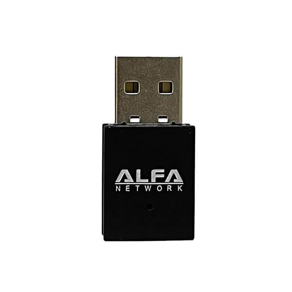 قیمت خرید کارت شبکه USB بی سیم 600Mbps آلفا مدل W185