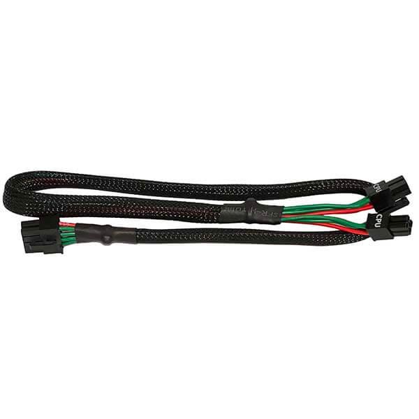 قیمت خرید کابل برق پردازنده 8 پین به 4+4 پین
